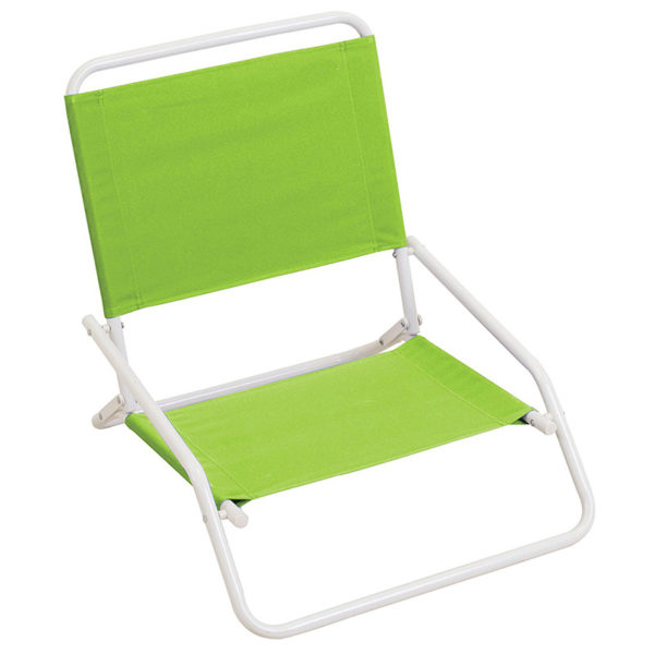 Outdoor Low Sand Beach Chair-3 Colors