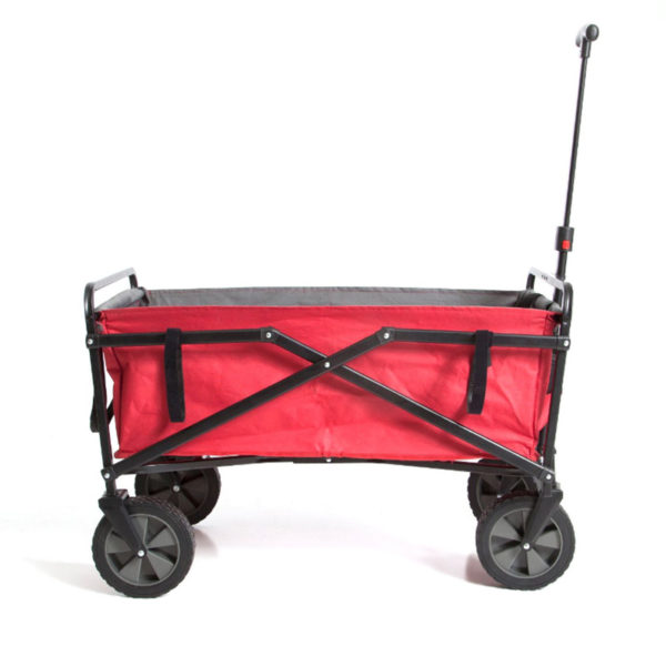 Utility Wagon with Side Straps